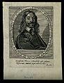 Thomas Bartholin. Line engraving by T. de Bry, 1651. Wellcome V0000379.jpg