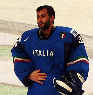 Thomas Tragust Italian ice hockey player