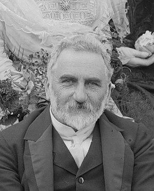 Wellington City mayoral election, 1904 - Image: Thomas William Hislop, 1908