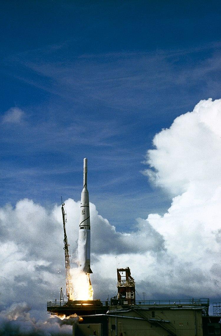 Thor-Able III Explorer 6 Launch