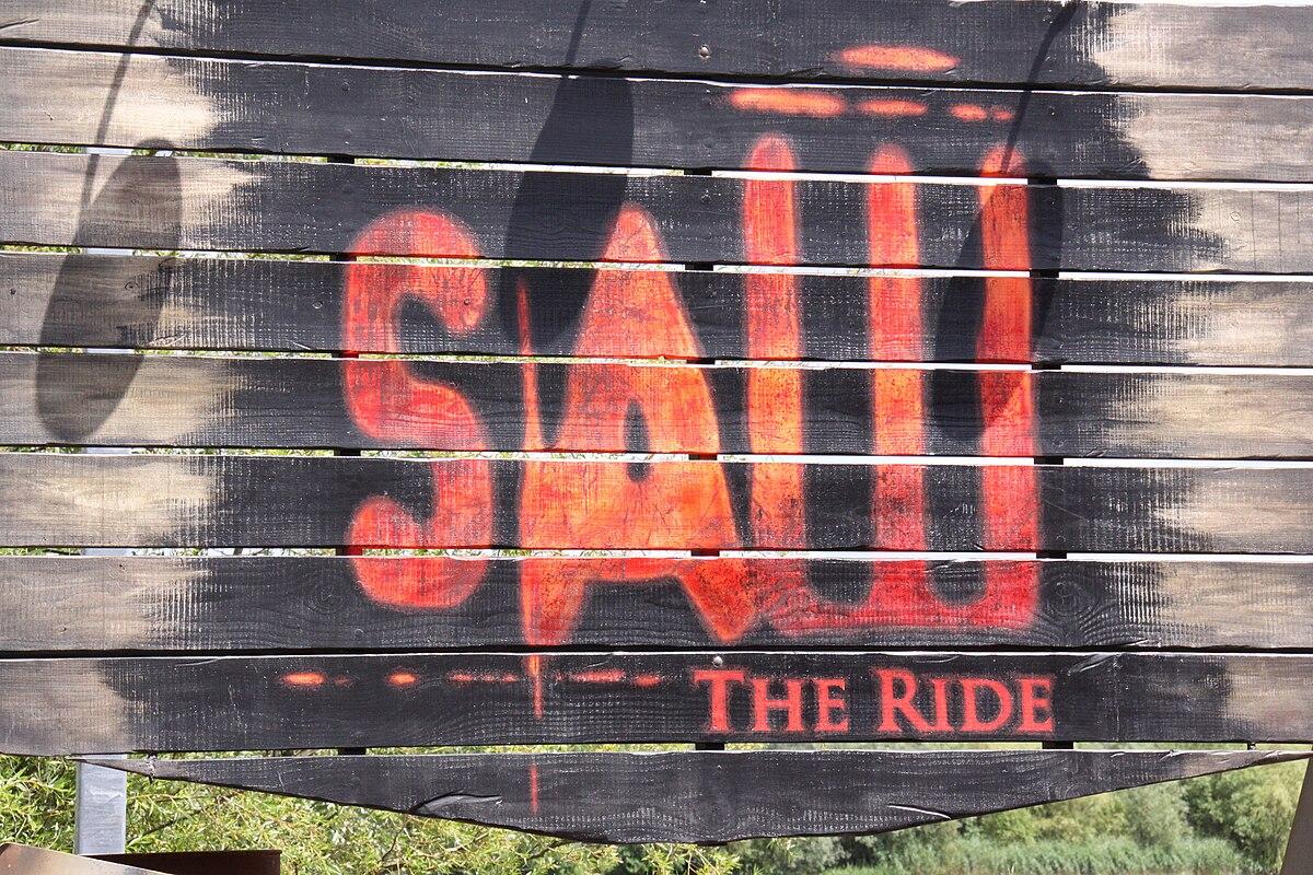 Saw – The Ride - Wikipedia