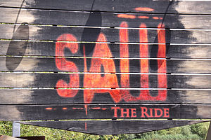 Saw – The Ride - Image: Thorpe Saw 1