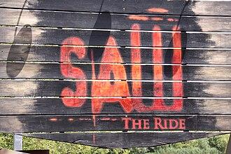 Saw – The Ride - Image: Thorpe Saw 1