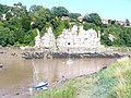Tidal River Wye, Chepstow - geograph.org.uk - 1415347.jpg