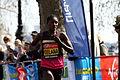 Tiki Gelana during 2013 London Marathon (4).JPG
