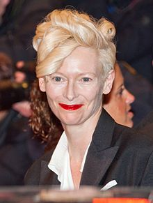 Tilda Swinton at the 64th Berlin International Film Festival, February 2014 (02).jpg