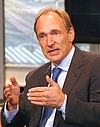 Tim Berners-Lee in 2008