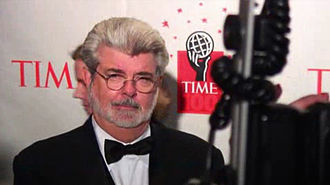 George Lucas - Lucas at the Time 100 2006 gala