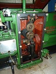 Timing gear case, Brush diesel, Snibston.jpg