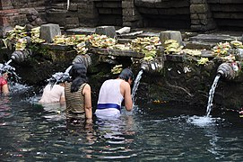 Tirtha Empul Temple - Purification