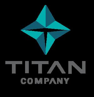 Titan Company - Image: Titan Company Logo