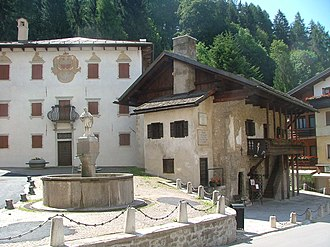 Cadore - Titian house - Pieve di Cadore