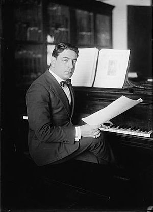Tito Schipa (1888 – 1965), Italian tenor