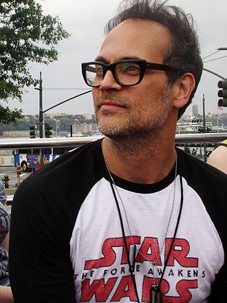 Todd Stashwick - Stashwick during New York Comic Con in 2015