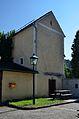 Toilet near church, Michelbach, Lower Austria.jpg