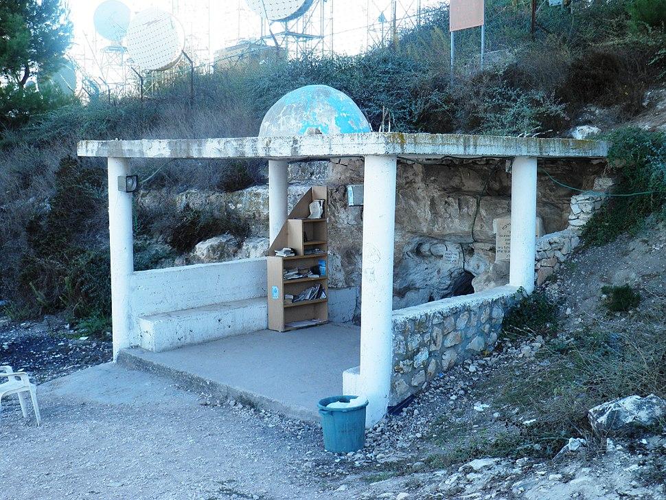 Tomb of Tannaim Abaye and Rava ap 001