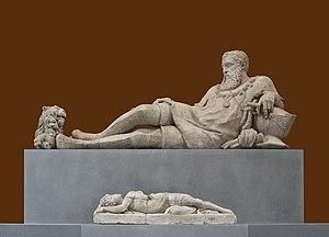 Philippe de Chabot - Elements of his tomb, Louvre museum, Paris.
