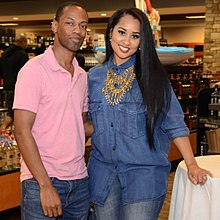 Tone Williams With Tammy Rivera.jpg