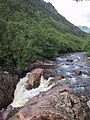 Top of Falls on the River Nevis - geograph.org.uk - 987210.jpg