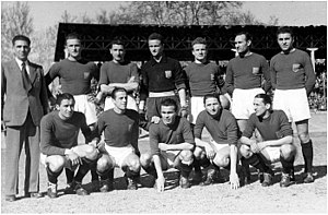 Grande Torino - The union of Torino FIAT, reinforced by Silvio Piola and protagonist in the championship of the war in 1944