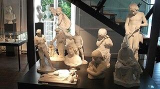 Frederick Thrupp English sculptor