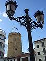 Torre Nueva de Porcuna desde La Farola.JPG