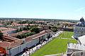 Torre di pisa, vista su piazza dei miracoli 01.JPG
