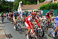 Tour de France 2011 étape 7 sortie Chaumont peloton 9.jpg