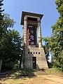 Tower on Gehaansbierg, Dudelange, 2020.jpg