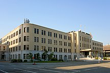 Toyama Prefecture--Toyama Prefectural Office Building01st3200