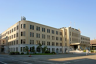 Toyama Prefecture - Toyama Prefectural Office Building