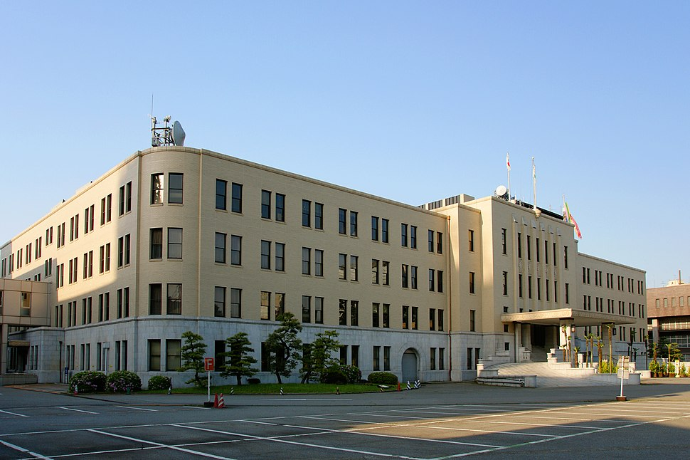Toyama Prefectural Office Building01st3200