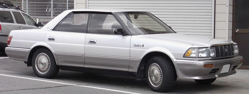 1987 Was A Pretty Big Year For Toyota In Japan In Terms Of New Model  Introductions. After The Introduction Of The V20 Camry/Vista, Known To You  As The ...