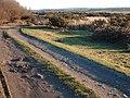 Track to Little Hills, Welsh Moor, Gower - geograph.org.uk - 1092189.jpg