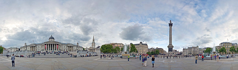 File:Trafalgar Square 360 Panorama, London - Jun 2009.jpg