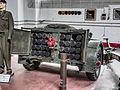 Trailer voor transport van kruitladingen, Gunfire Artilleriemuseum, Brasschaat.jpg