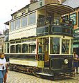Tram No. 264, Beamish Museum, 27 July 1996.jpg