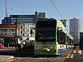 Tram in George Street (23017283316).jpg