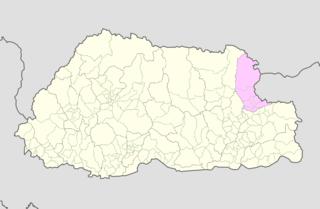 Trashiyangtse District dzongkhag