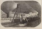 Travaux de nuit exécutés au moyen de la lumière électrique, 1853.jpg