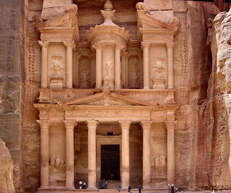 Petra (S. VII a. C.)