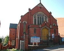 Halesowen Blackheath Methodist Room Hire