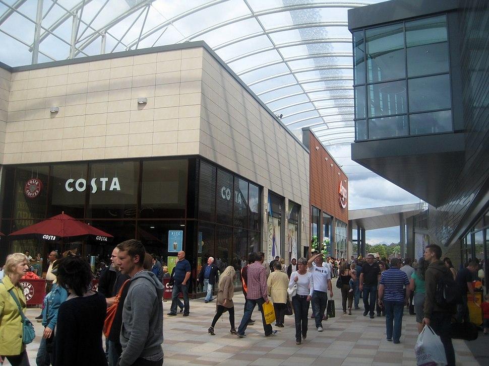 Trinity Walk Retail Development (6) (geograph 2399160)
