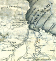 Trinity plantation on James Robertson's map of 1804.png