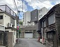 Tripoint of 3 wards Nakano Shinjuku Shibuya Tokyo 20190912.jpg