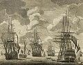 Trois des vaisseaux francais captures au cap Finisterre en mai 1747.jpg