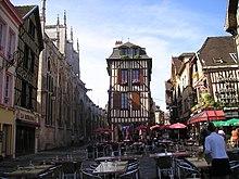 Troyes Hotel De Ville