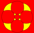 Truncated cube stereographic projection octagon.png