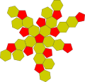 Truncated icosahedron flat-2.svg