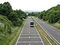 Trunk road approach - geograph.org.uk - 851308.jpg